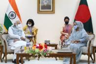 India, Bangladesh Sign Five MoUs, PM Modi Says 'Productive Meeting'