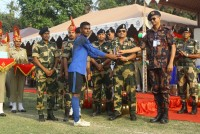 BSF And BGB Celebrate Ties With Soccer Match