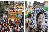 Video Shows TMC Candidate Distributing Cash In Constituency, BJP Moves EC