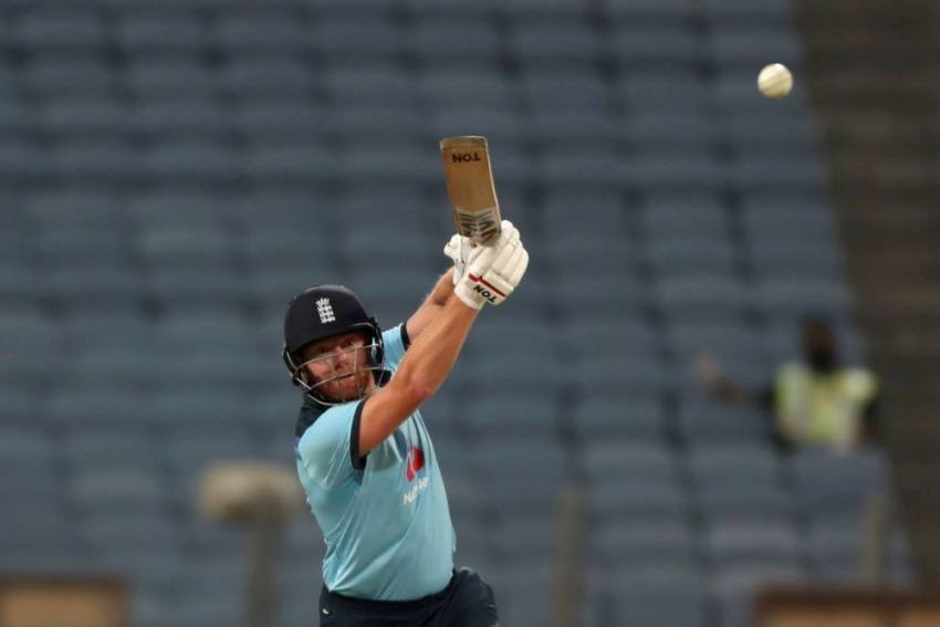 Jonny Bairstow Says, 'Want To Score Most Hundreds For England'