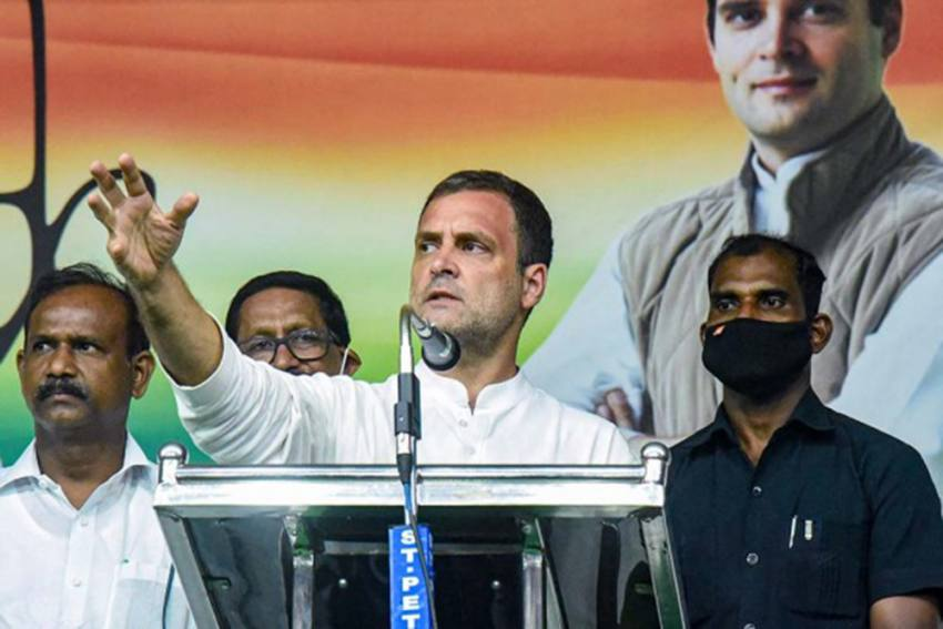 Assembly Elections: Rahul Gandhi Urges People To Vote Out 'Divisive Forces'