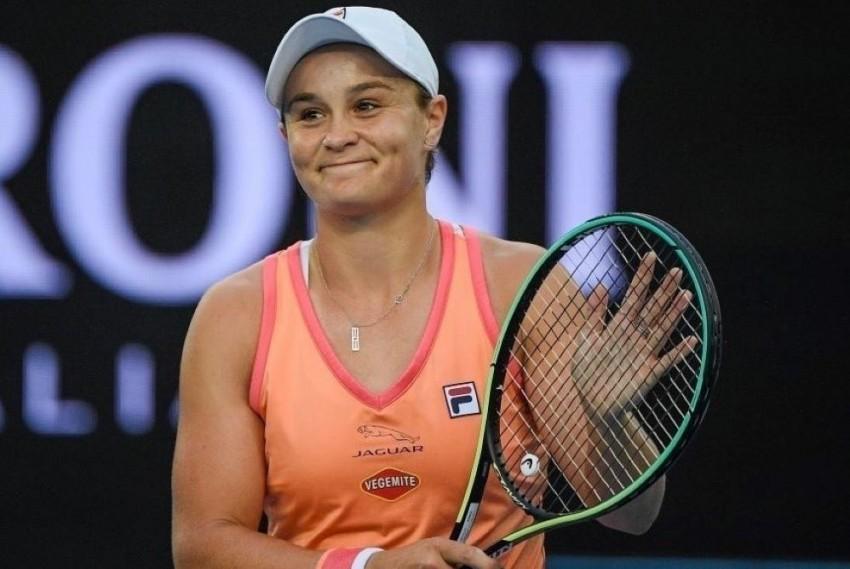 WTA Tour: Ash Barty And Victoria Azarenka To Meet In Miami Showdown, Halep Withdraws