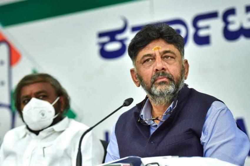 Karnataka Sex Scandal: Woman's Family Accuses Congress Leader D K Shivakumar Of 'Dirty Politics'