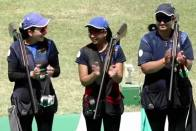ISSF Shooting World Cup: Indian Women Claim Team Gold Medal In Trap