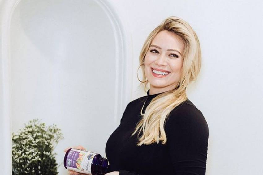 Hilary Duff Welcomes Second Child With Husband Matthew Koma