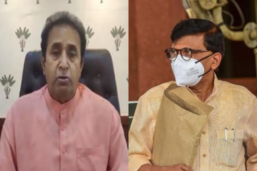 Anil Deshmukh Is An Accidental Home Minister: Shiv Sena MP Sanjay Raut