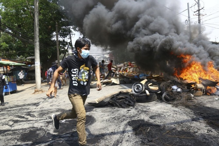 Protest In Myanmar Continues A Day After Military Kills More Than 100