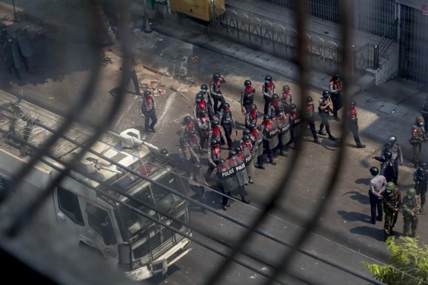 10 Reasons Why India Is Silent As Myanmar's Military Murders Protestors