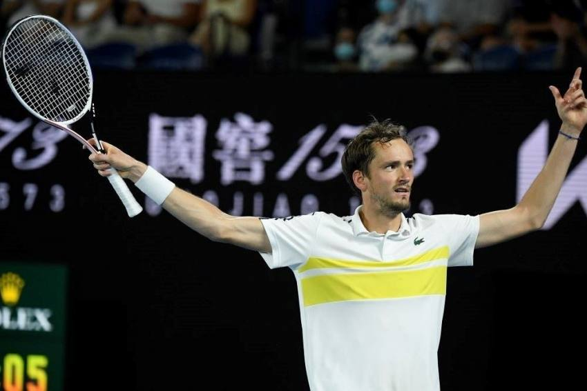ATP World Tour: Daniil Medvedev Survives Cramps And Serious Scare In Miami, Auger-Aliassime Falls