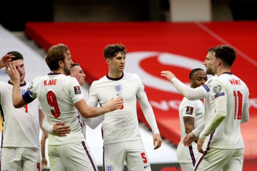 England Captain Harry Kane Eyes Poland Win After Beating Albania In World Cup Qualifying