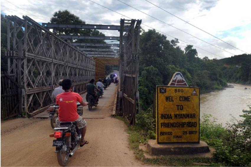 Over 1,000 Myanmarese Refugees In Mizoram, 100 Sent Back But Sneak Back In: Officials