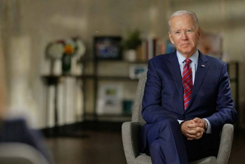 'It's Absolutely Outrageous': Joe Biden Expresses Anger Over Civilian Killings In Myanmar