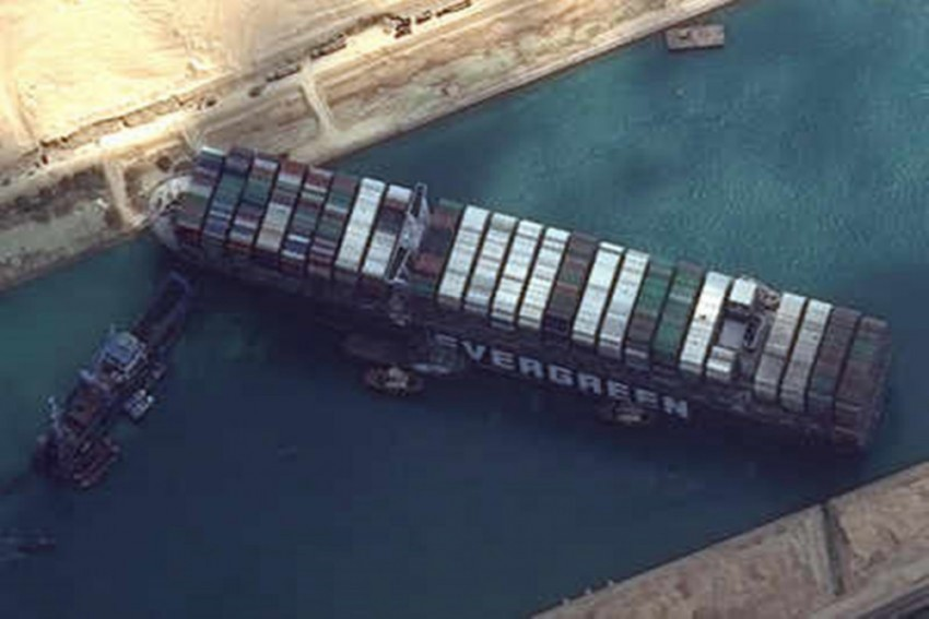 Suez Canal Crisis: Giant Container Ship Successfully Set Free