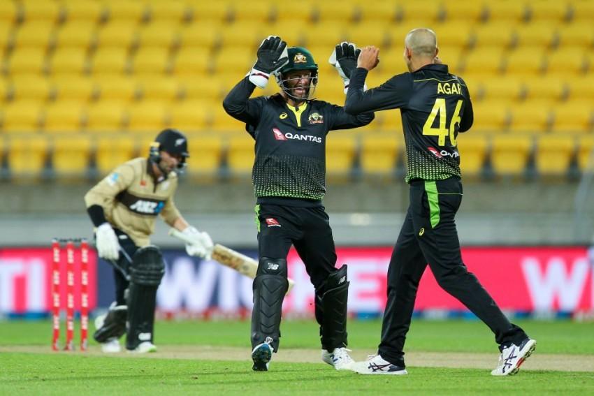 Ashton Agar And Glenn Maxwell Keep Australia's Hopes Alive Against New Zealand