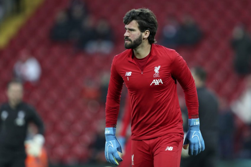 Alisson, Fabinho Back In Contention For Liverpool With Jota Not Far Behind