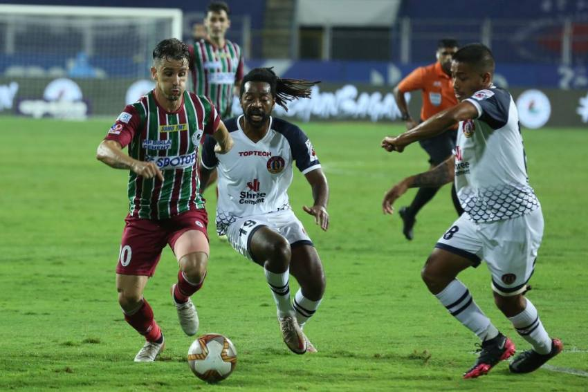 Brazilian Forward Marcelinho Aims For First-ever Indian Super League Trophy With ATK-Mohun Bagan