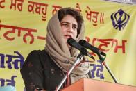 Crime Rampant In Uttar Pradesh, Everyday One Family Or Other 'Screaming' For Justice: Priyanka Gandhi