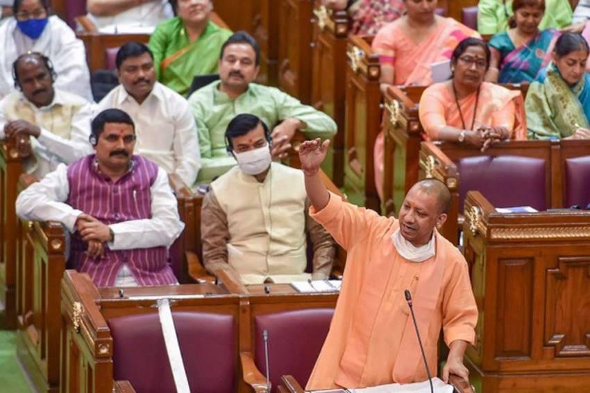 Why does Samajwadi Party Crop Up In Every Crime, Asks Uttar Pradesh CM Yogi Adityanath