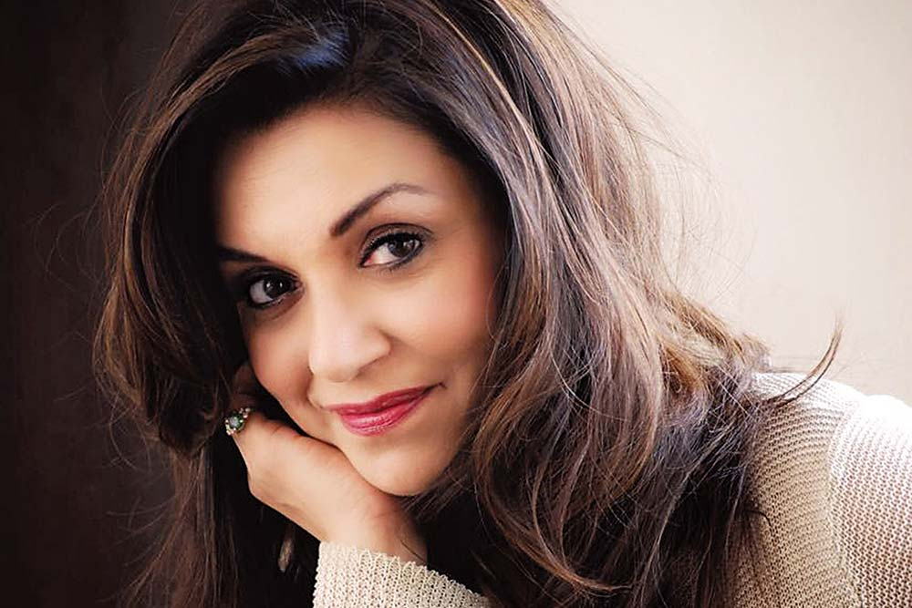 Age Cannot Stop Me From Doing Better In Life: Lillete Dubey