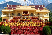 160 Monks Test Covid Positive At Dharamshala's Monastery