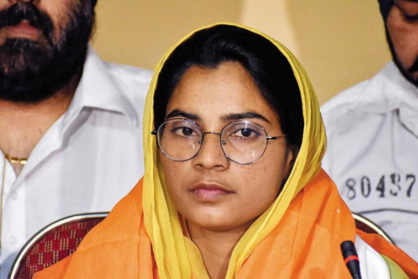 Cops Said, Your Job Is To Clean Gutters: Nodeep Kaur