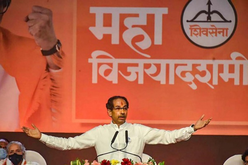 'Don't Teach Us Hindutva. Why Have You Not Conferred Bharat Ratna On Savarkar?': Uddhav Thackeray To BJP