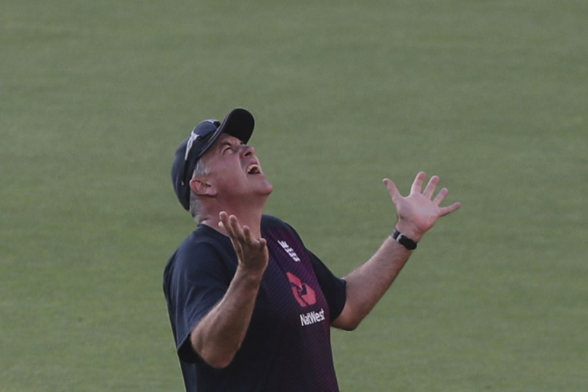 England Head Coach Chris Silverwood Reflects On India Tour, Says They've 'Got Valuable Experience'
