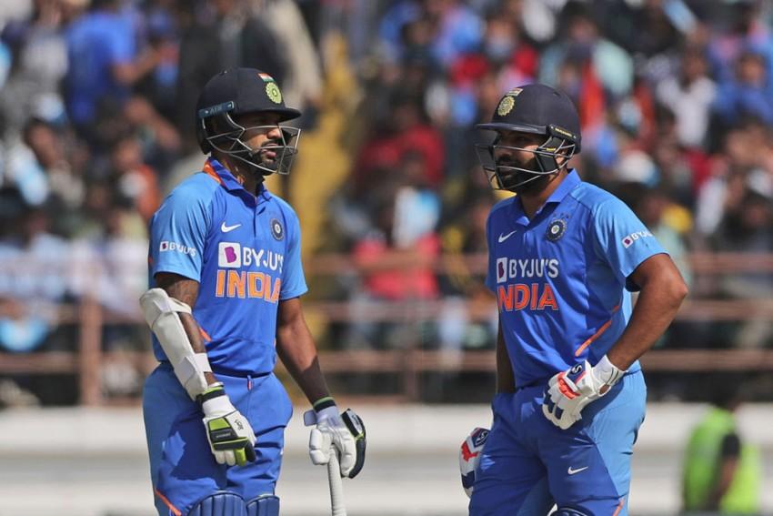 Rohit Sharma-Shikhar Dhawan Best Option For T20 World Cup, Reckons Former Selector Sarandeep Singh