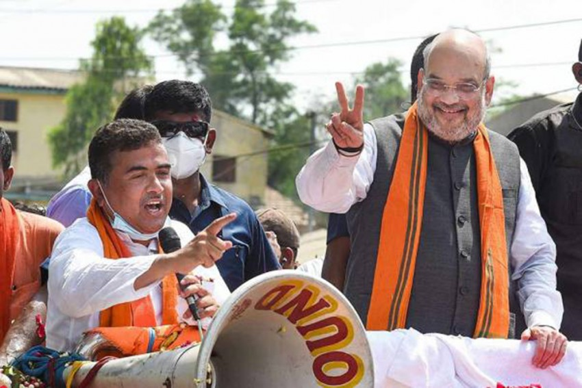 You Can Bring Change In Bengal By Defeating Mamata Didi In Nandigram: Amit Shah To Voters
