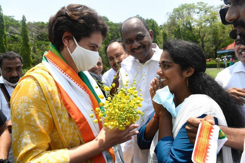 Kerala Assembly Elections 2021: Priyanka Gandhi Slams BJP, Says Party Doesn't Respect Women