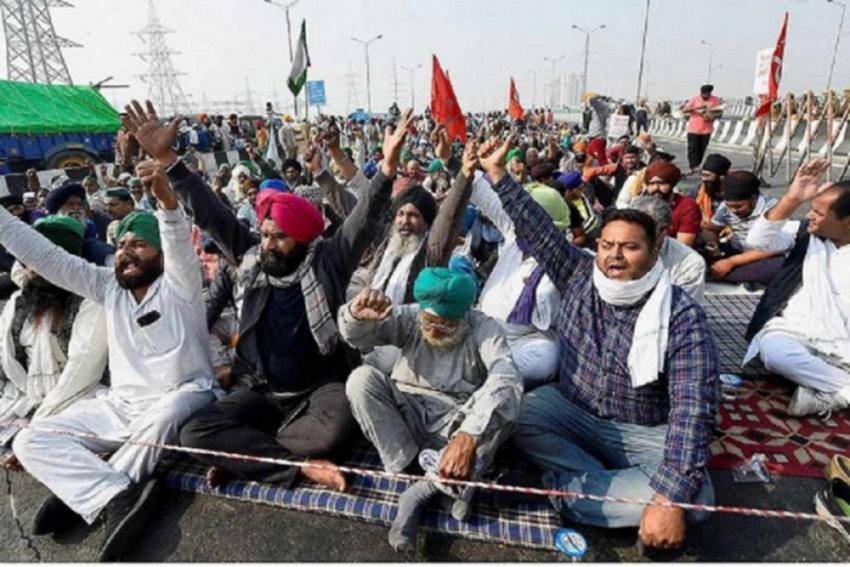Farmers' Protest: Supreme Court-Appointed Committee Submits Report On Three Farm Laws
