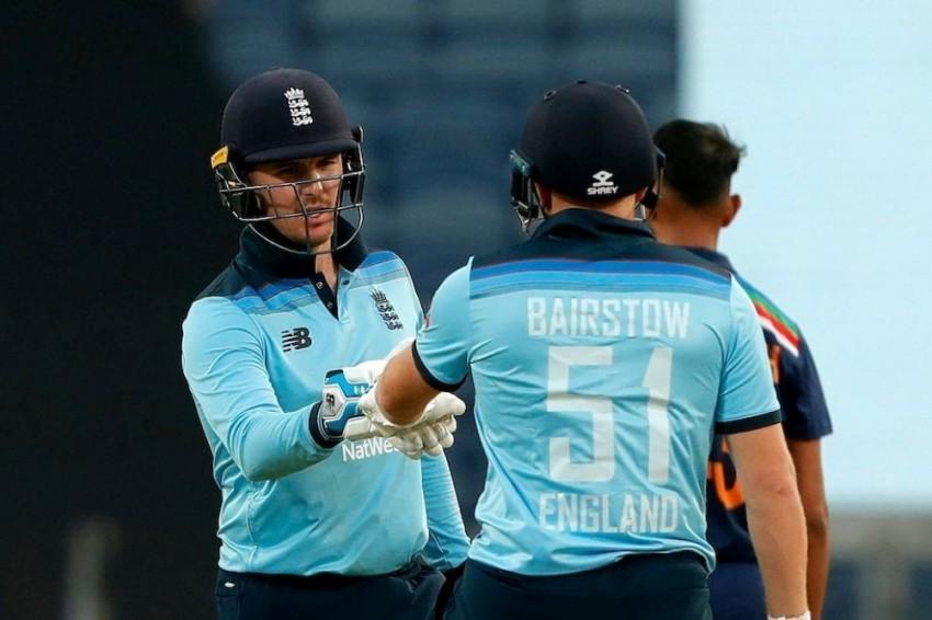 IPL 2021: Jason Roy Replaces Mitchell Marsh In Sunrisers Hyderabad Squad