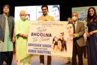 J&K Governor Releases Jubin Nautiyal's 'Tujhe Bhoolna Toh Chaha'