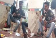 Alcohol Party At Covid-19 Facility In Maharashtra, Video Goes Viral