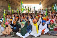 Farmers' Protest To Continue Its Long March Into Summer