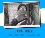 Lata Hole: Babhulgaon's Agent Of Change