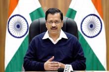 Delhi CM Arvind Kejriwal, Lt. Guv Anil Baijal Get First Dose Of Covid-19 Vaccine