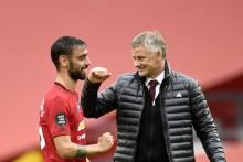 Manchester United Boss Ole Gunnar Solskjaer Could Ban Bruno Fernandes From Portugal Duty