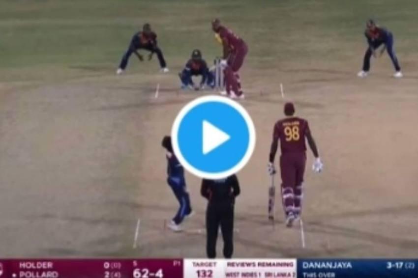 Watch- Kieron Pollard Equal Yuvraj Singh's Record, Smash 6 Sixes In An Over