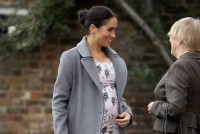 Buckingham Palace Launches Investigation On Bullying Charges Against Meghan