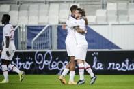 Bordeaux 0-1 Paris Saint-Germain: Pablo Sarabia Keeps Champions On Lille's Heels