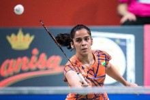 Saina Nehwal Makes First-round Exit From Swiss Open Badminton