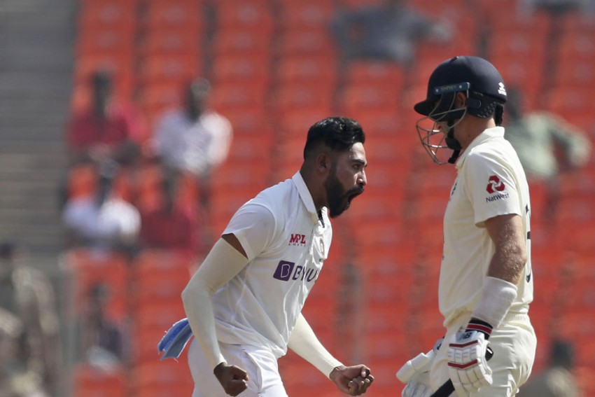 IND Vs ENG, 4th Test: Mohammed Siraj Revels In Joe Root Dismissal, Reveals How He Sets England Captain Up