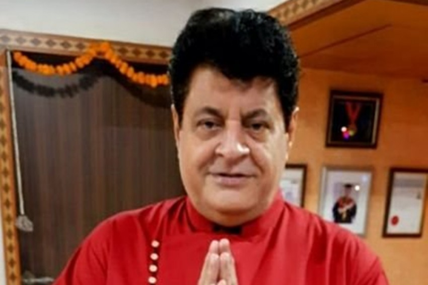 Mahabharat Fame Ganjendra Chauhan To Play PM Modi In New Biopic 'Ek Aur Naren'
