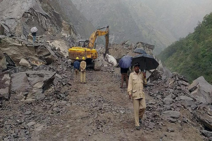 Char Dham Project – The Speed Of Destruction