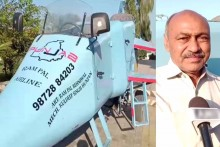 Punjab: Architect Builds Jet-Shaped Vehicle, Calls It 'Punjab Rafale'