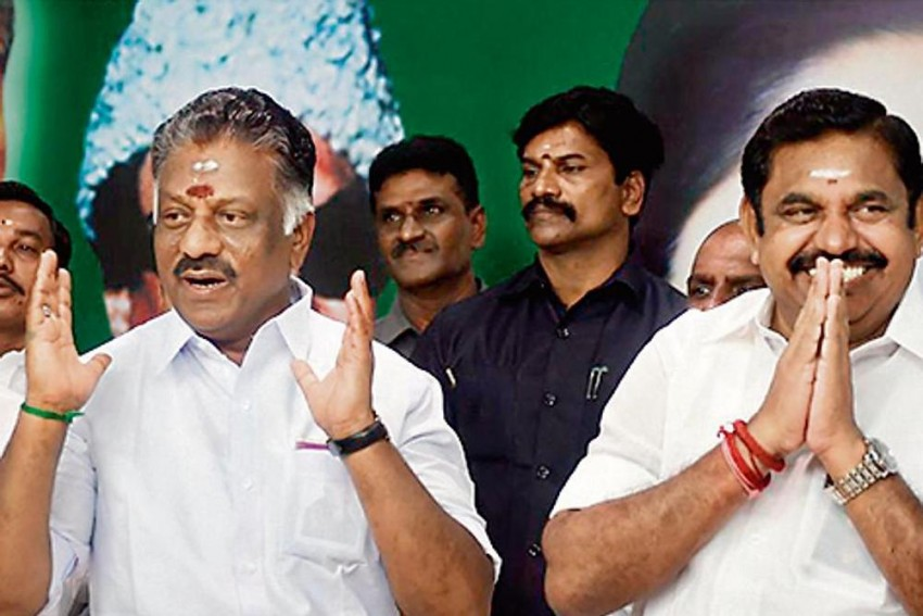 AIADMK Releases First List Of Six Candidates For Tamil Nadu Assembly Polls