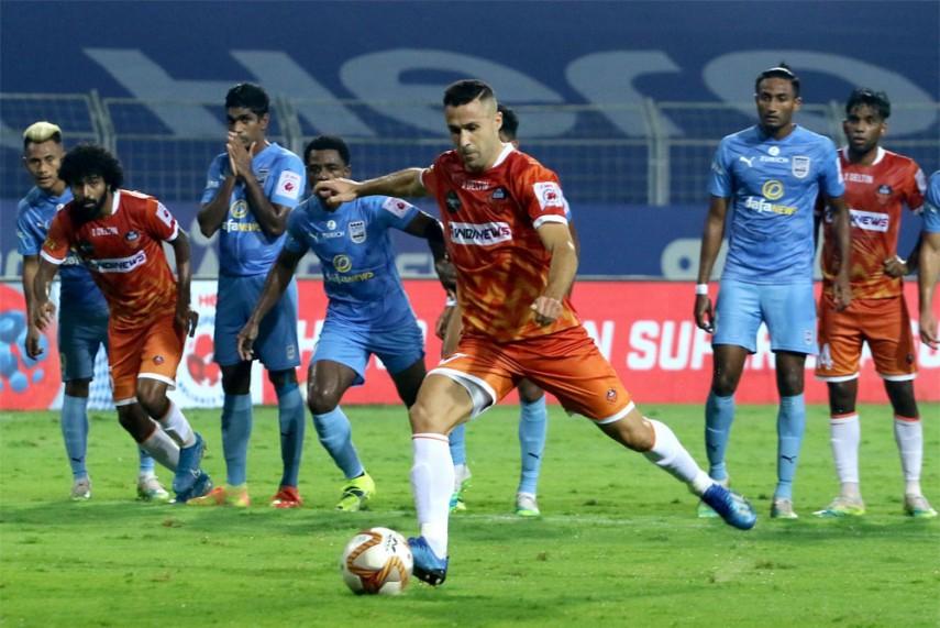 ISL 2020-21, Semi-final: Mumbai City Rally To Share First-leg Honours With FC Goa