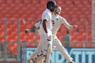 4th Test,  Day 2: Rohit Sharma Defends But England Strike Back, India Struggling At 80 For 4 At Lunch