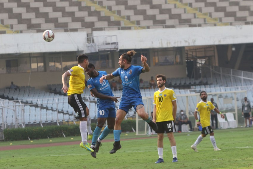 I-League: Churchill Brothers Beat Real Kashmir 2-1 In 2nd Phase Opener